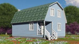 Проекты дома размером 6 на 9 метров