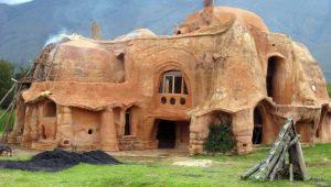 Что такое саманный дом и как его построить?