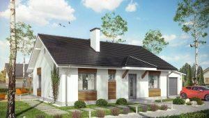 Обзор проектов домов площадью 70 кв. м