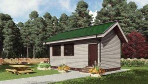 Обзор проектов домов размером 4 на 8 метров