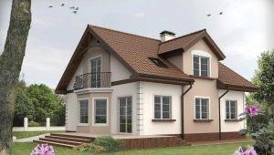 Проекты домов площадью 160 кв. м