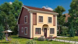 Проекты домов площадью 50 кв. м