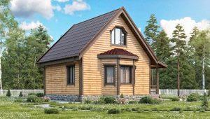 Проекты домов размером 7 на 9 метров