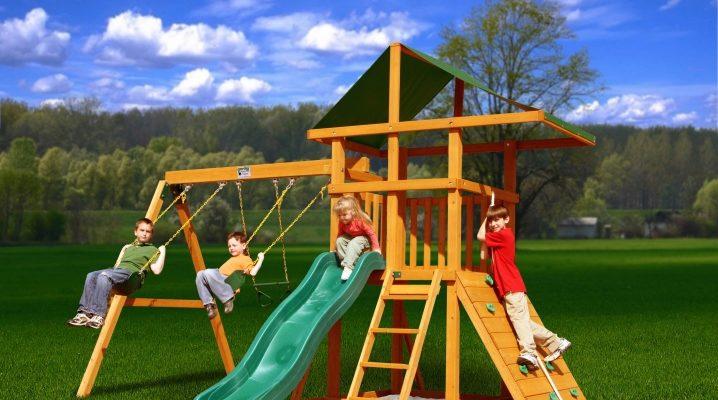 Детские качели – счастливое детство для вашего малыша