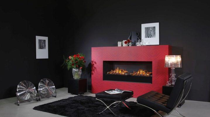 Камин электрический с эффектом 3D-пламени
