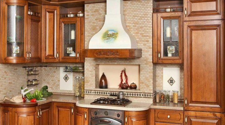 Каминные вытяжки для кухни