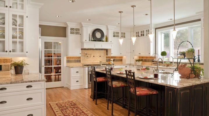 Коврик на пол для кухни