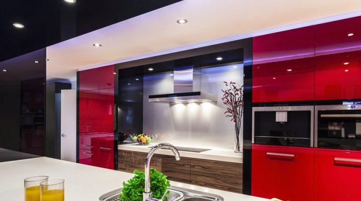Светодиодные светильники для кухни