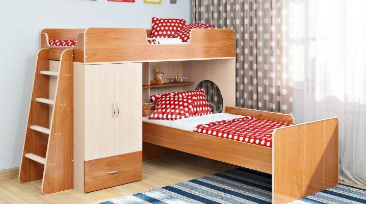 Детская кровать Легенда