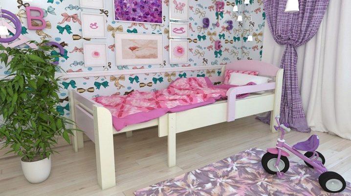 Детская кровать-вырастайка