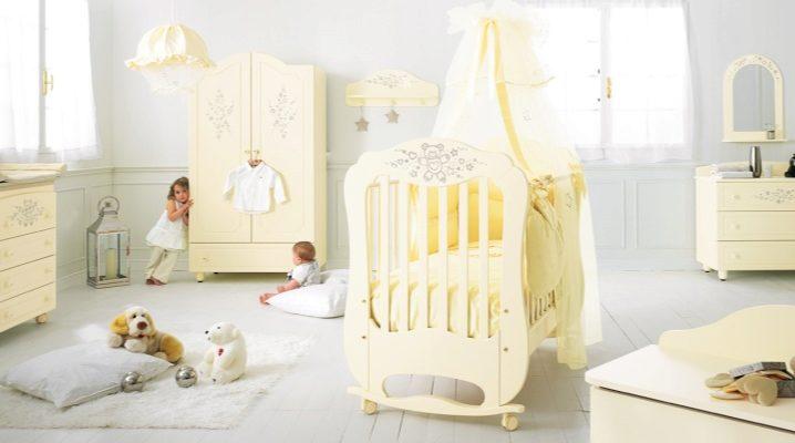Детские кровати: обзор моделей