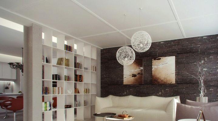 Дизайн одной комнаты-студии