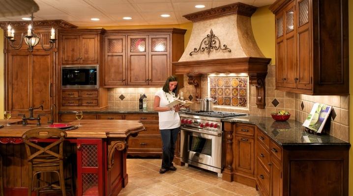 Дизайн мебели для кухни