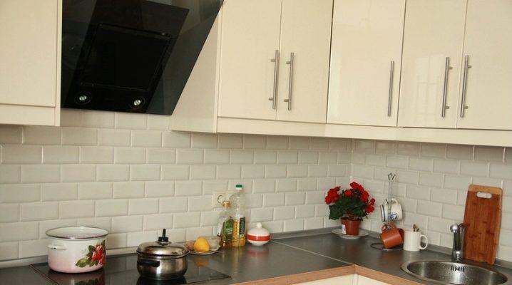 Кладем плитку на фартук кухни правильно - инструкция с фото и 89