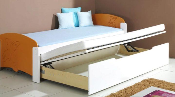 Кровать-трансформер для подростков
