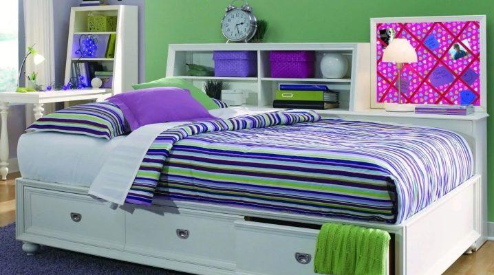 Кровати для девочек-подростков