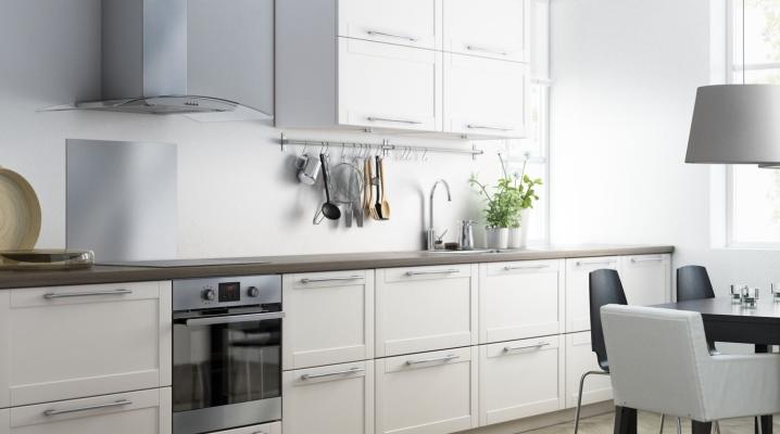 Кухонные шкафы Ikea