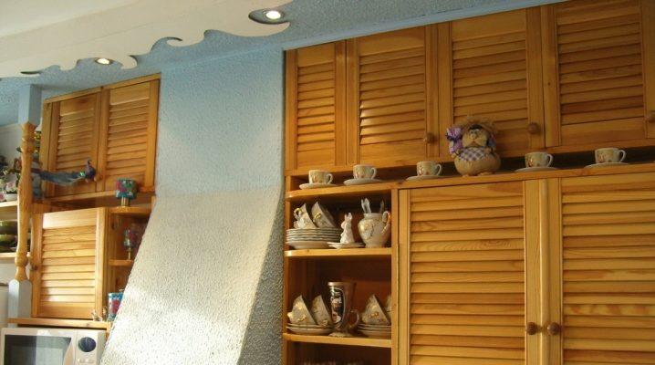 Кухонный шкафчик своими руками