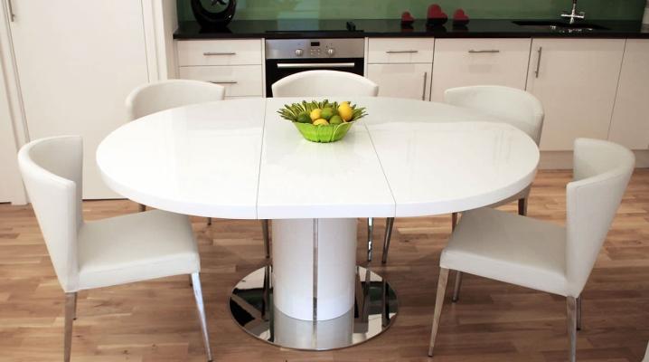 Стол из камня для кухни, ЛДСП и МДФ, сосны и других материалов