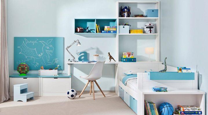 Материалы для детских кроватей