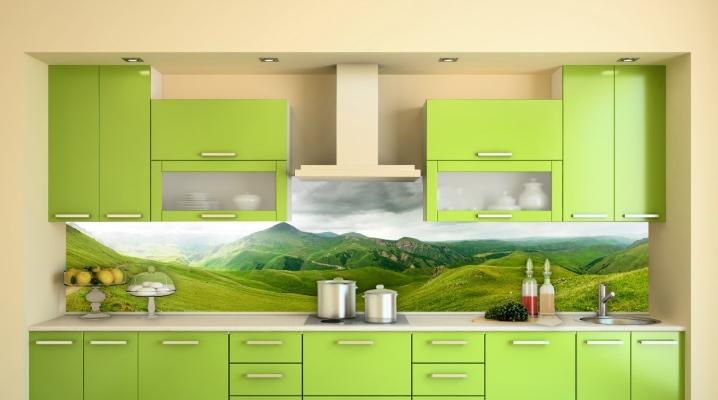 пластик для фартука для кухни 92 фото кухонные панели с печатью