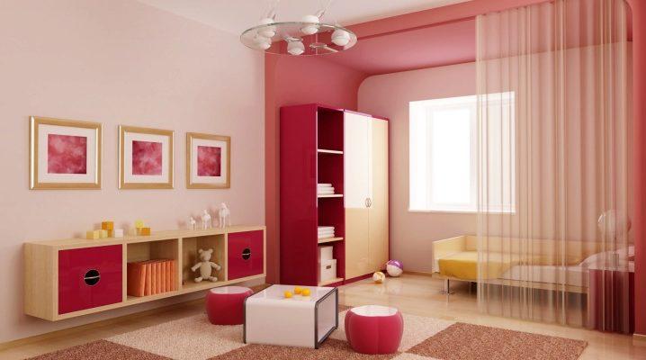 Шторы для детской комнаты: новинки дизайна