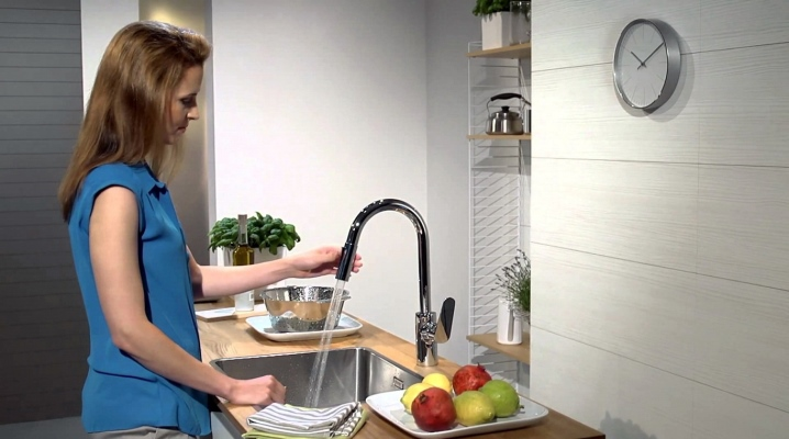 Кухонная лейка своими руками