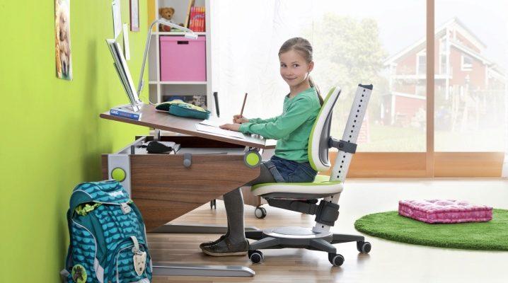 Стулья к письменному столу для школьника