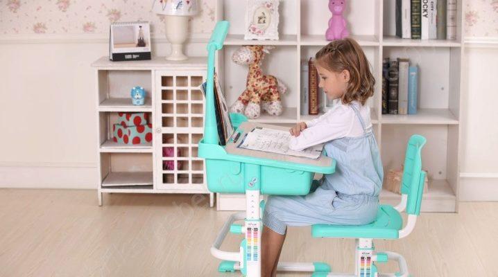 Высота стола для ребенка