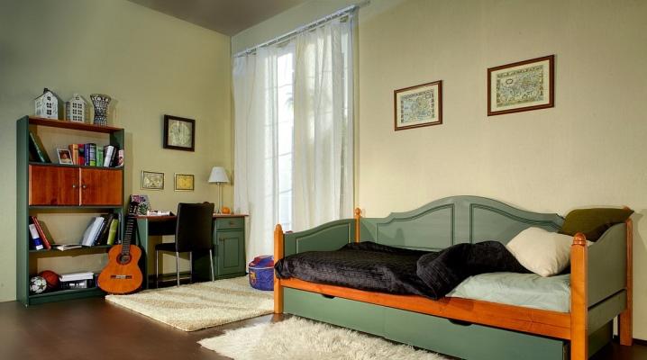 Детская кровать-тахта