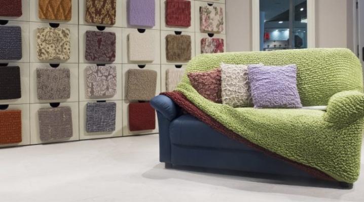 чехлы на диваны и кресла 60 фото безразмерные на резинке