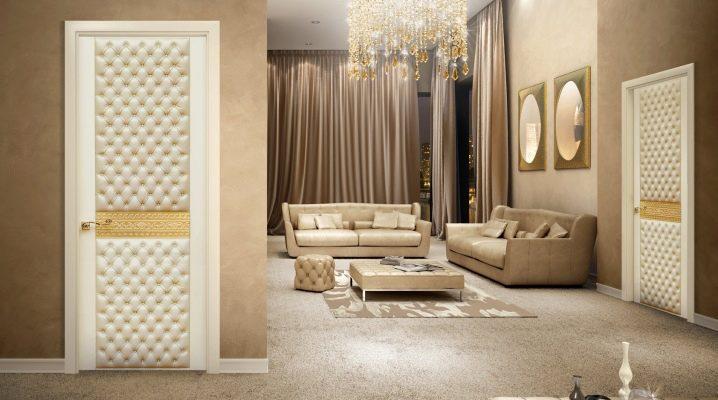 Итальянские двери для стильного интерьера