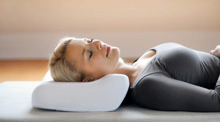 Головные боли от ортопедической подушки
