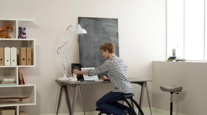 Для чего нужен ортопедический стул?