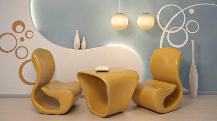 Особенности выбора пластиковых столов