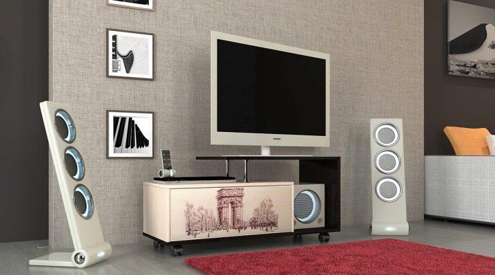 Столы под телевизор