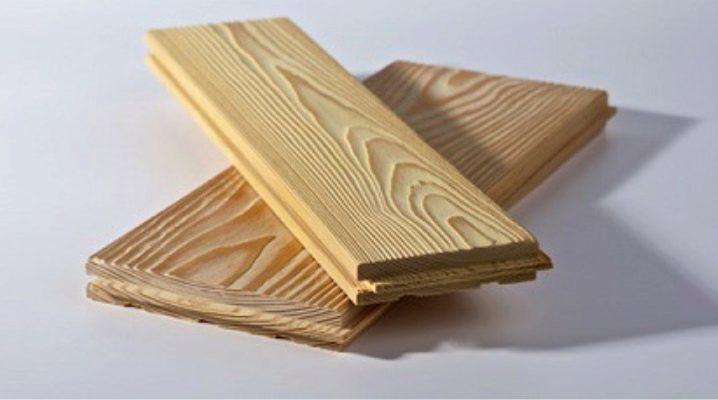 Паркетная доска из лиственницы: особенности материала