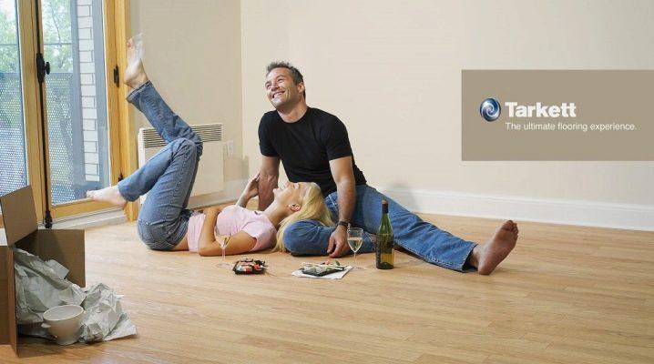 Паркетная доска Tarkett: преимущества и недостатки