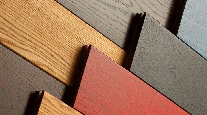 Разновидности текстуры ламината