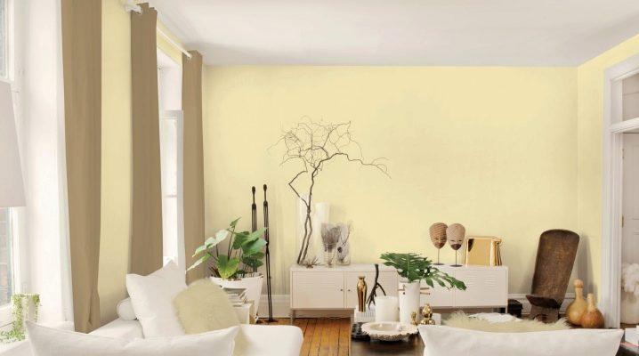 Желтые обои: добавьте уюта и света в комнату