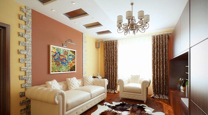 cb89064065167 Дизайн двухкомнатной квартиры: современные идеи и способы их воплощения