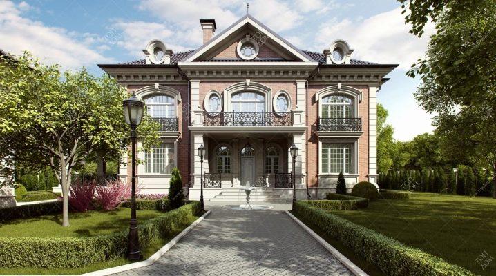 Проектируем дома в различных стилевых решениях