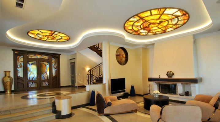 Дизайн потолков: красивые решения для оформления интерьера