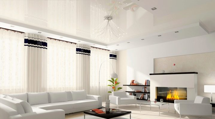Какой натяжной потолок лучше выбрать: матовый или глянцевый?