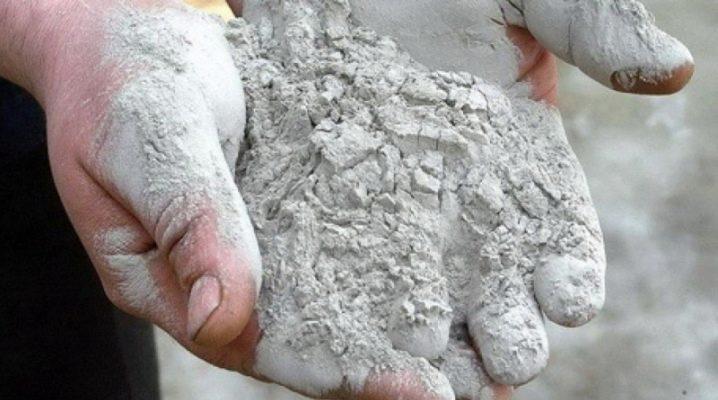 Белый цемент: виды и популярные производители
