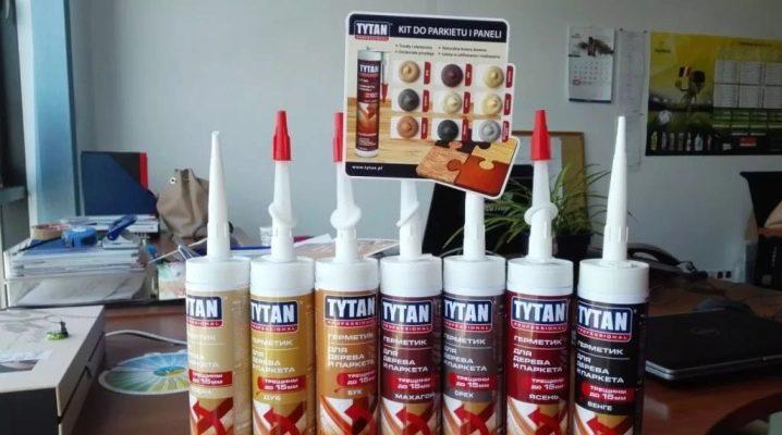 Особенности герметиков Tytan Professional