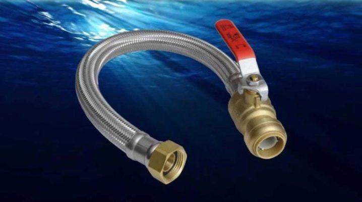 Сильфонная подводка для воды: что это такое и как подобрать?