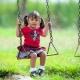 Детские подвесные качели