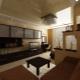 Дизайн кухни-гостиной площадью 20 кв. м