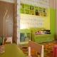 Комбинированные обои для детской комнаты